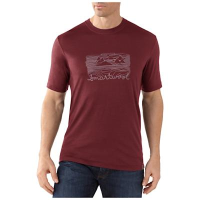 Smartwool Men's Short Sleeve Mountain Sun Tee