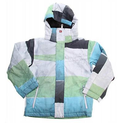 Quiksilver Last Mission Prints Snowboard Jacket - Kid's