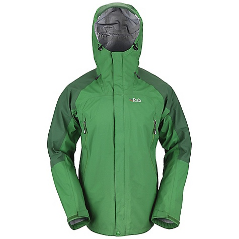 photo: Rab Bergen Jacket waterproof jacket