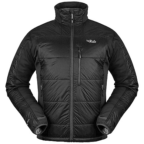 photo: Rab Generator Stretch Jacket synthetic insulated jacket