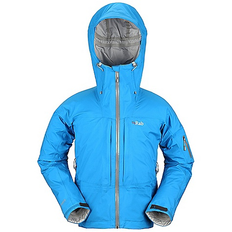 photo: Rab Men's Kickturn Jacket waterproof jacket