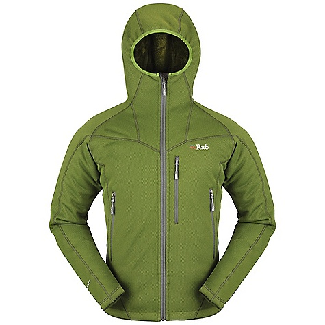 photo: Rab Logan Fleece fleece jacket