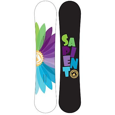 Sapient Color Wheel Snowboard 151 - Women's