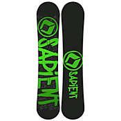 Sapient Yeti Snowboard 130 - Boy's