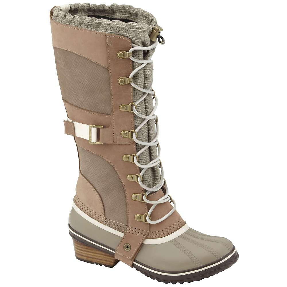 Excellent SOREL Women39s Conquest Carly Winter Boots Black  Eastern Mountain