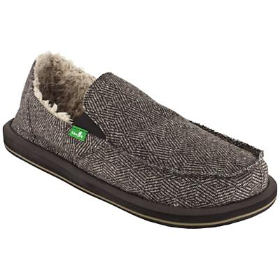 Sanuk Men's Checkabone Chill