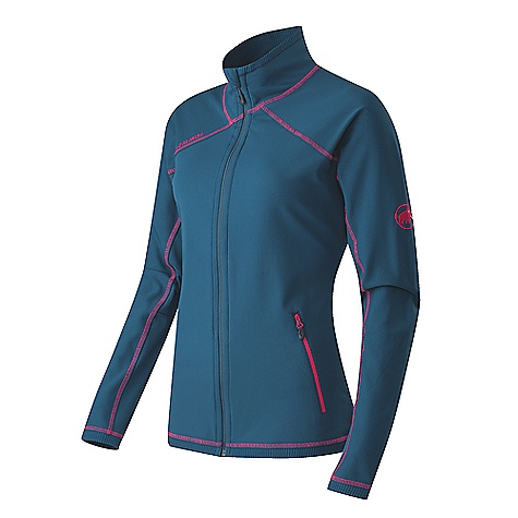photo: Mammut Freeride Jacket fleece jacket