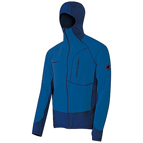 photo: Mammut Kala Pattar Tech Jacket fleece jacket