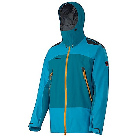 photo: Mammut Thrilltrip Jacket waterproof jacket