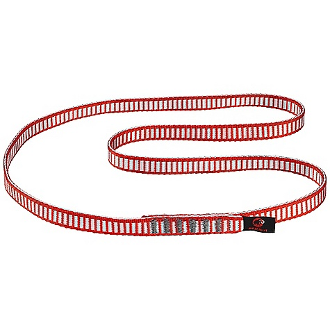 photo: Mammut Tubular Webbing Polyamid 16 mm webbing