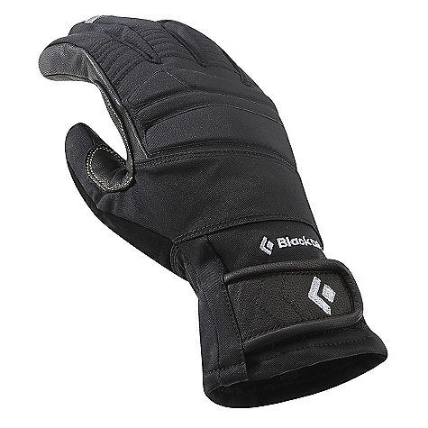photo: Black Diamond Punisher Pro insulated glove/mitten