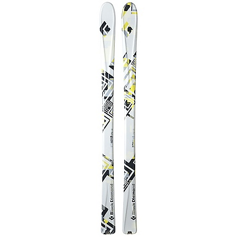photo: Black Diamond Stigma alpine touring/telemark ski