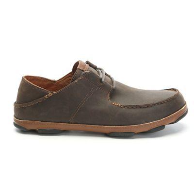 OluKai Men's 'Ohana Lace-Up Nubuck Shoe