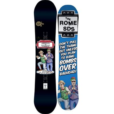 Rome Artifact Snowboard 142 - Boy's