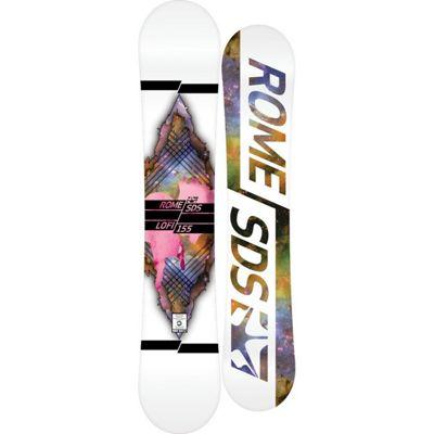 Rome Lo-Fi Snowboard 155 - Women's