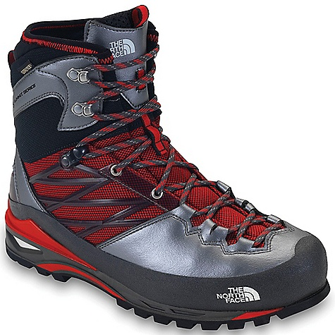 photo: The North Face Verto S4K Glacier GTX mountaineering boot