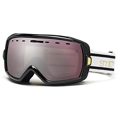 Smith Heiress Goggles Black Foundation/Green Sol-X Lens - Women's