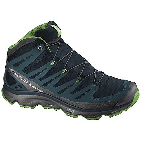 photo: Salomon Synapse Mid CS Pro trail shoe