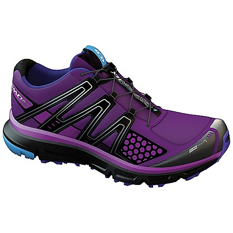 photo: Salomon Women's XR Mission CS trail running shoe