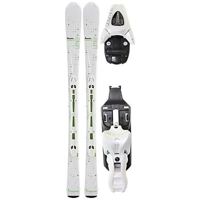 Salomon Origins Lime Skis w/ L9 Bindings Black 2012- Women's