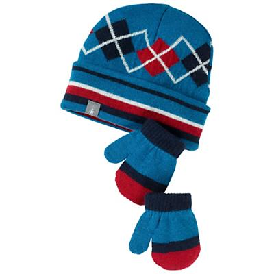 Smartwool Kids' Argyle Hat / Mitt Set
