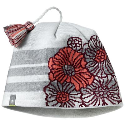 Smartwool Kids' Warm Floral Stripe Hat