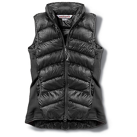 photo: Westcomb Seton LT Vest down insulated vest