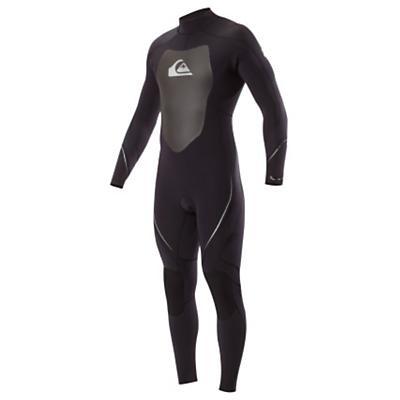 Quiksilver Syncro 3/2 Back Zip Flatlock Wetsuit - Men's