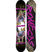 Rome Lo-Fi Rocker Mountain Pop Snowboard 143 - Women's