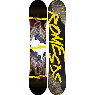 Rome Lo-Fi Rocker Mountain Pop Snowboard 152 - Women's