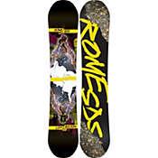 Rome Lo-Fi Rocker Mountain Pop Snowboard 152 - Women's