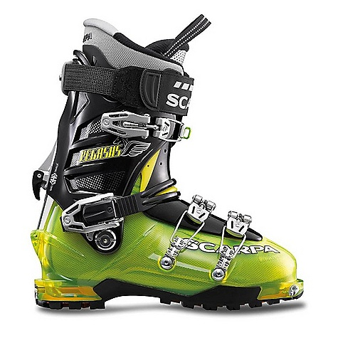 photo: Scarpa Pegasus alpine touring boot