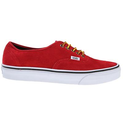 Vans Authentic Shoes (Hiker Suede) Chili Pepper - Men's