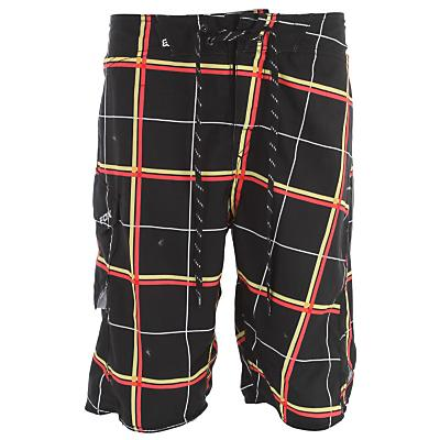 Fox Lloyd Plaid Boardshorts - Men's