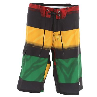Reef Stripe Conflict Boardshorts - Men's