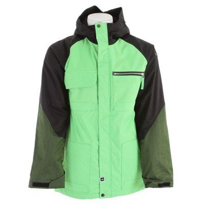 Ride Laurelhurst Insulated Snowboard Jacket 2012- Men's