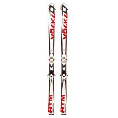 Volkl RTM 80 Skis w/ iPT Wide Ride 12.0 D Bindings 2012- Men's