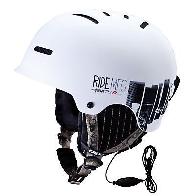 Ride Duster Snowboard Helmet 2012- Men's