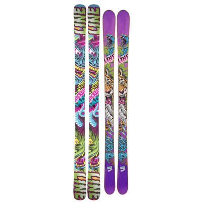 Line Afterbang Skis 166 2012- Men's