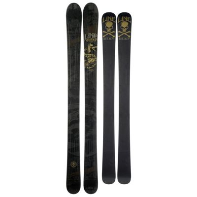 Line Influence 115 Skis 2012- Men's