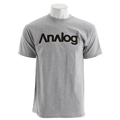 Analog Analogo T-Shirt 2012- Men's