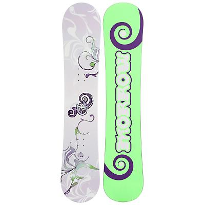 Morrow Mini Wildflower Snowboard 140 - Girl's