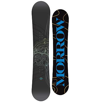 Morrow Lithium Snowboard 151 - Men's