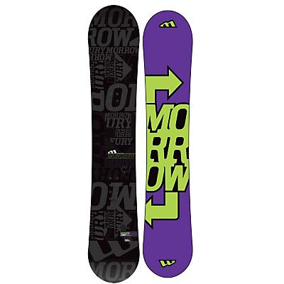 Morrow Fury Snowboard 155 - Men's