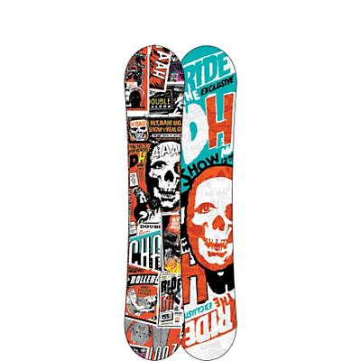 Ride DH Snowboard 155 - Men's