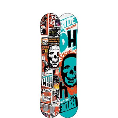 Ride DH Wide Snowboard 156 - Men's