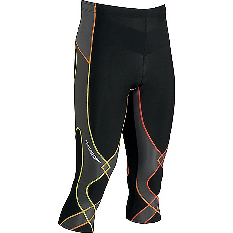 photo: CW-X Men's 3/4 Insulator Stabilyx Tights performance pant/tight