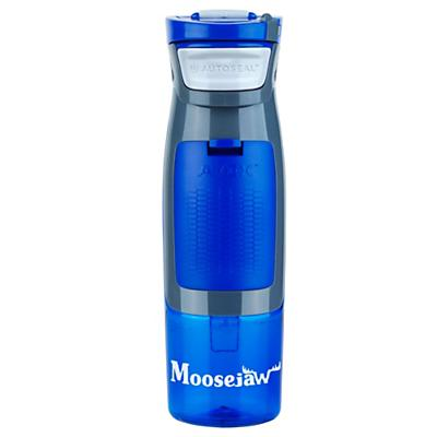 Moosejaw 24oz Avex Tritan Water Bottle BPA Free - Compartment Storage