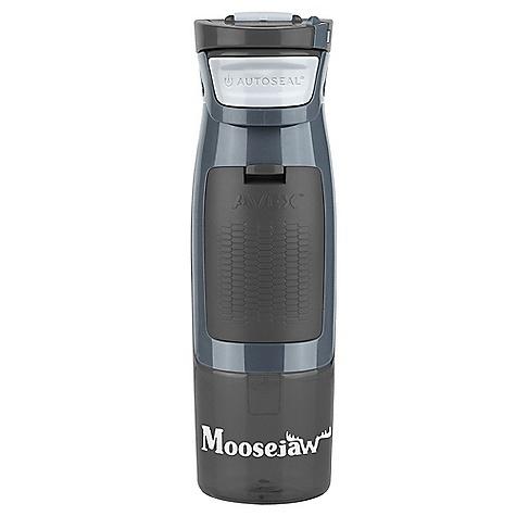Moosejaw 24oz Avex Tritan Water Bottle BPA Free - Compartment Storage