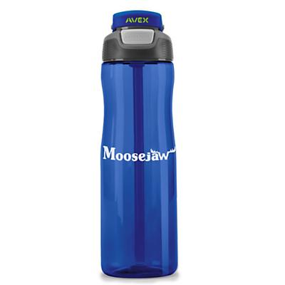 Moosejaw 25oz Avex Tritan Water Bottle BPA Free - Spout Top